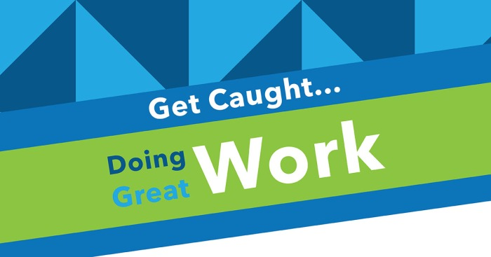 Get Caught Doing Great Work in Battle Creek
